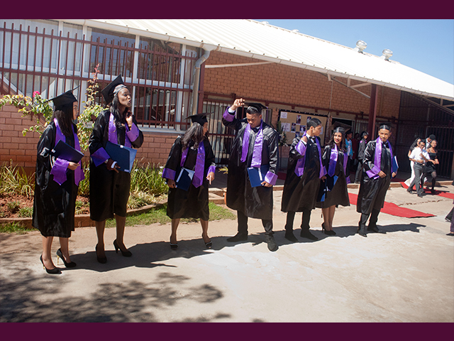 Graduation 2014-19