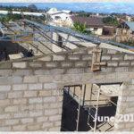 building progress, school site 6-9