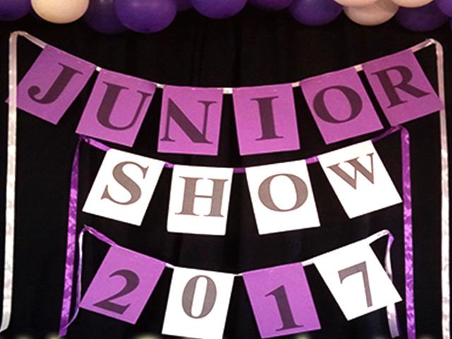 Junior show 2017