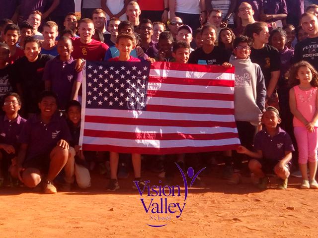 US Navy Team & VVS Students
