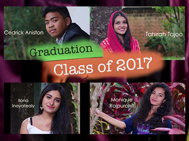 Graduation (2016-2017)